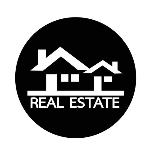Immobilien-Symbol