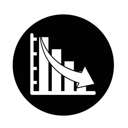 icône graphique de diagramme