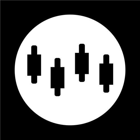 icona del diagramma grafico
