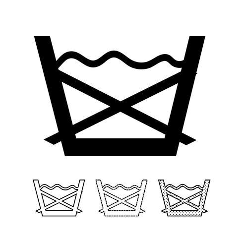 洗衣標誌圖 免費下載 | 天天瘋後製