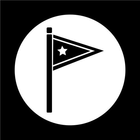 vlagpictogram