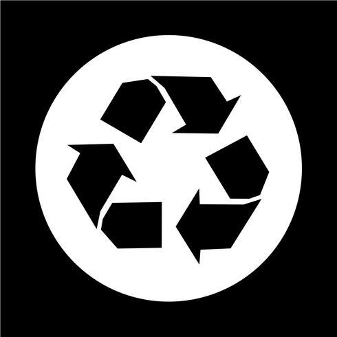 Återvinna ikonen