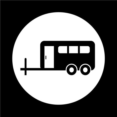 Recreation Vehicle Icon