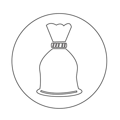 Geldsack-Symbol