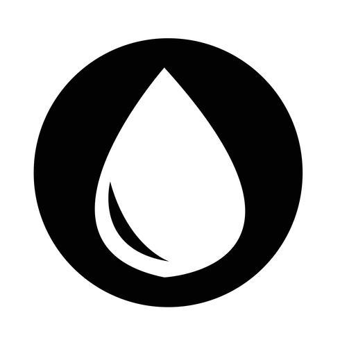 ícone de água