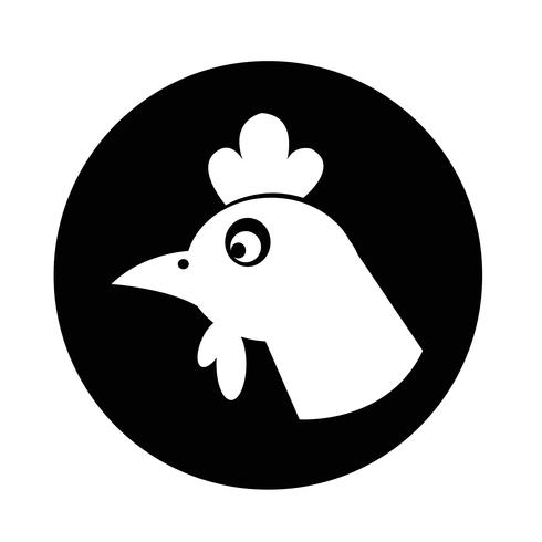 Huhn-Symbol