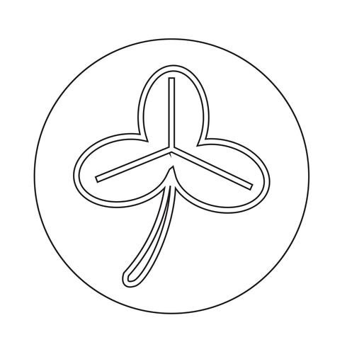Icono de la hoja