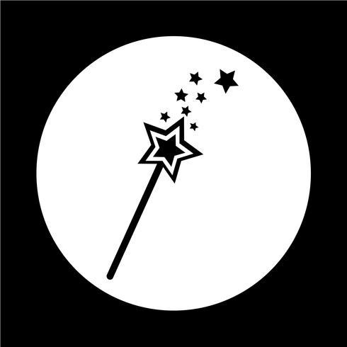 Ícone de varinha mágica