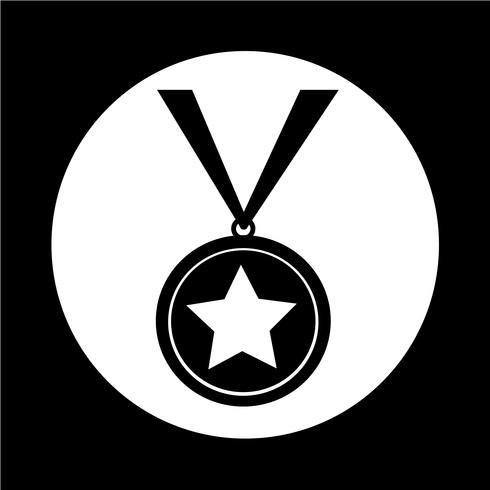 icône de la médaille