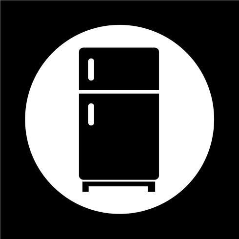 Icona del frigorifero