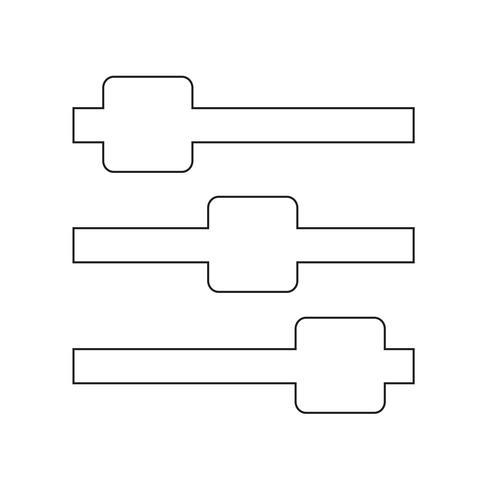 Zeichen der Kontrollsymbol