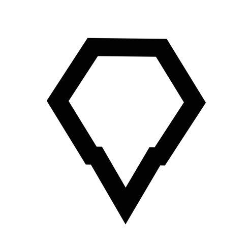 icona gps del puntatore della mappa
