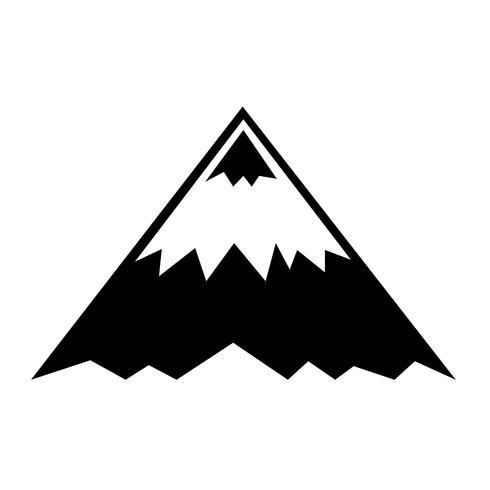 Signe de la montagne icon