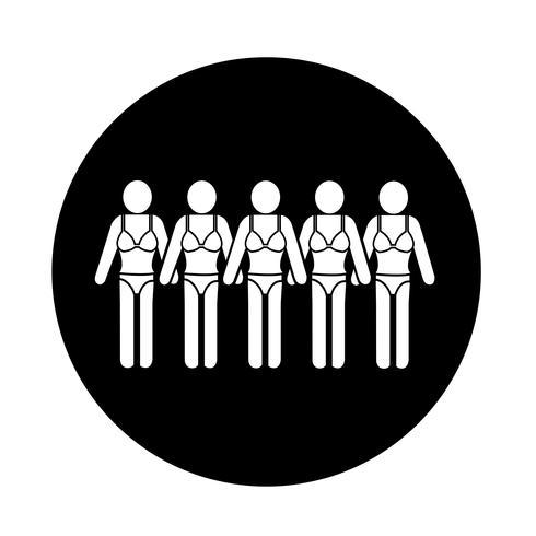 Baddräktsfolkens ikon