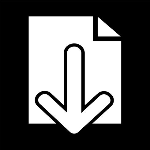 Sinal, de, download, ícone