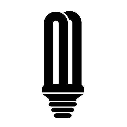 Sinal, de, bulbo, ícone