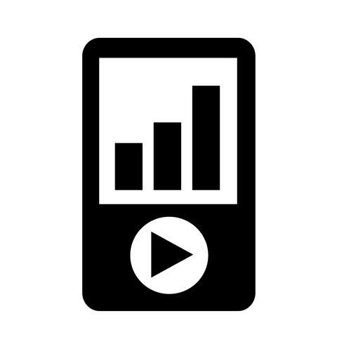 icona di riproduzione multimediale