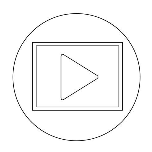 Ícone do botão Play