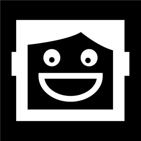 ícone de emoção humana
