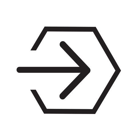 Login sign icon