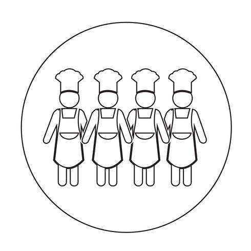 Chef people Icon
