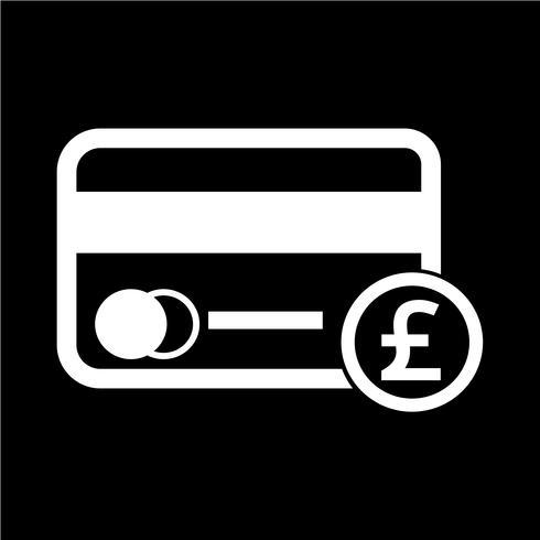ícone do cartão de crédito