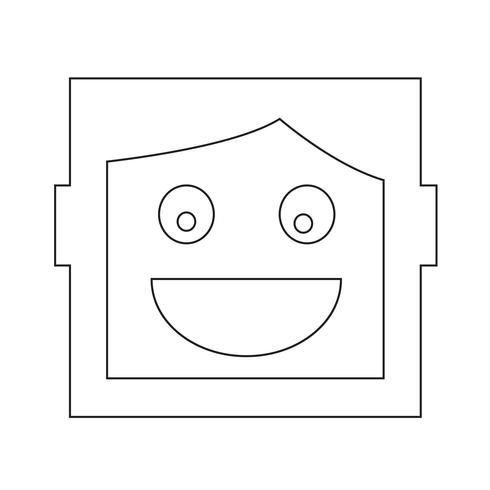 icona di emozione umana