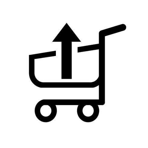icono de carrito de la compra