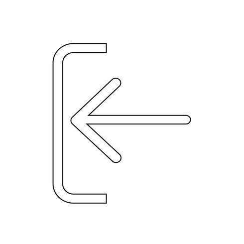 Icône de connexion