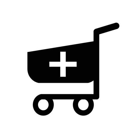 carrinho de compras carrinho ícone