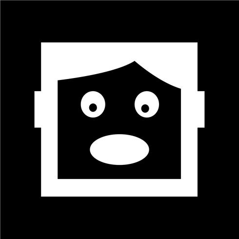 icône de l'émotion humaine
