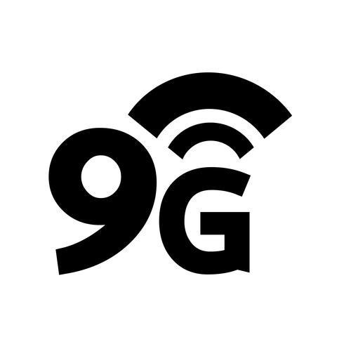 9G Wireless Wifi-Symbol