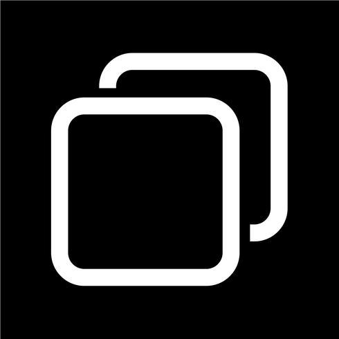 pictogram van het tabblad met vensters
