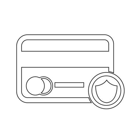 icône de carte de crédit
