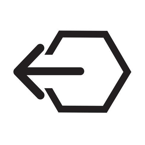 Icona del segno di disconnessione