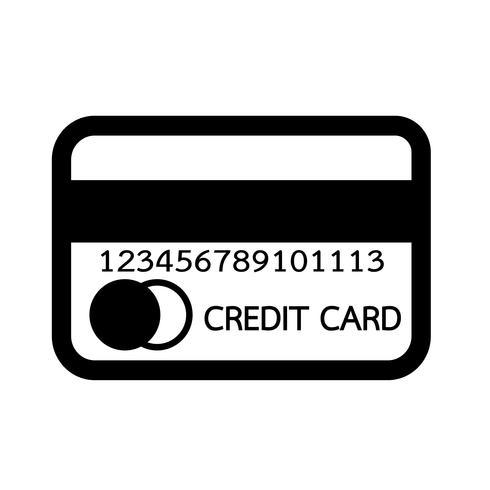 Kreditkarten-Symbol