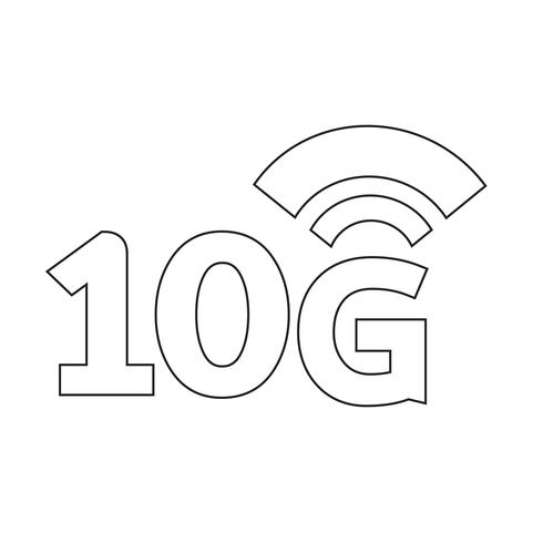 Icona WiFi 10G