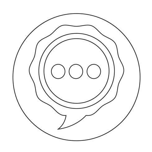 Talbubbelsymbol