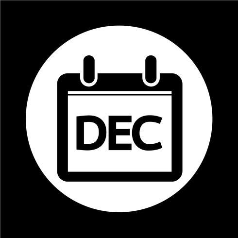 Sign of Calendar icon
