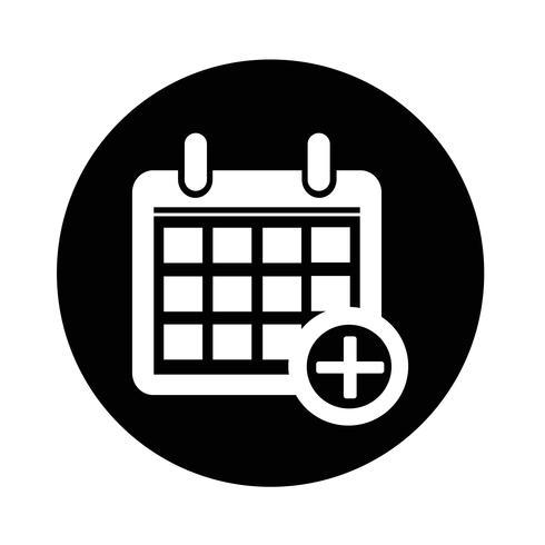 Zeichen des Kalendersymbols