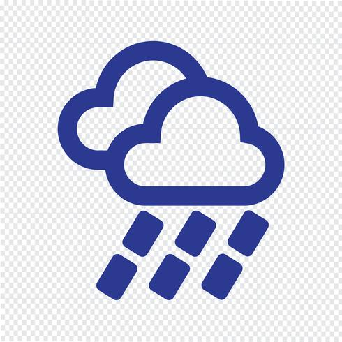 Weather Icon vector illustration