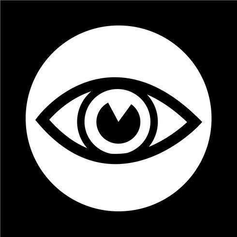 Zeichen der Augensymbol