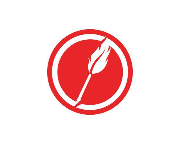Veer pen schrijven teken logo sjabloon app pictogrammen vector