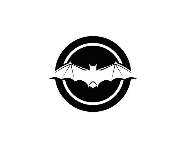 Vorlage für Bat-Logo und Symbole