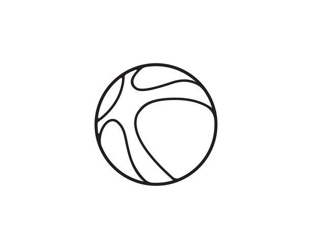 Basketballspieler springt zum Eintauchen