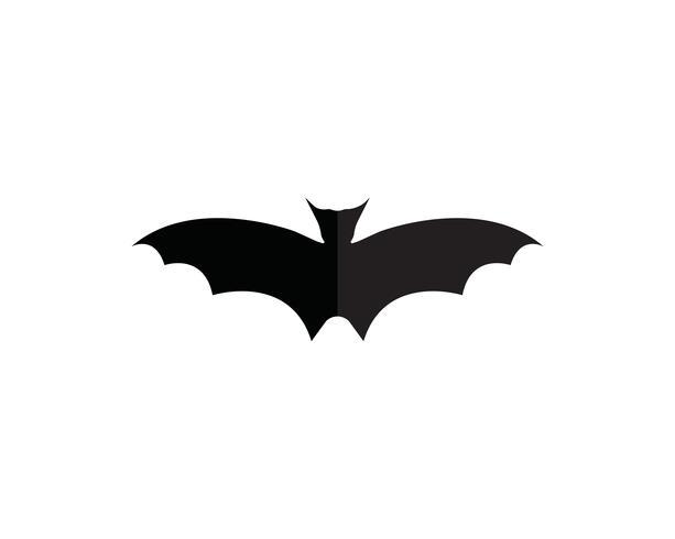 Bat logo  and symbols template