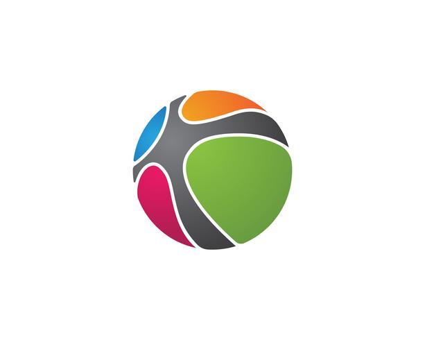 Basketballspieler springt zum Eintauchen vektor