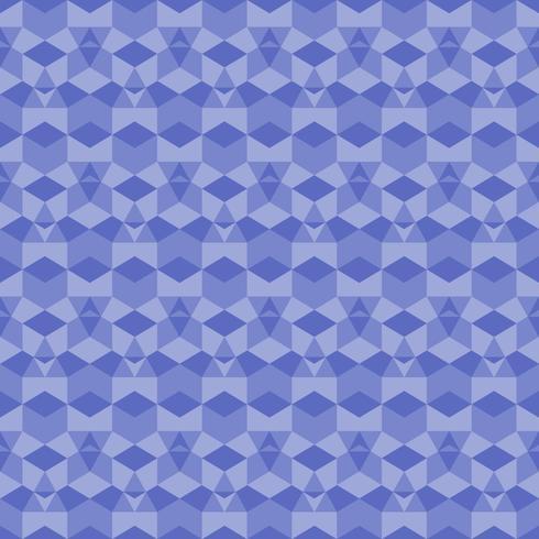 Luxury Isometric Geometry Pattern
