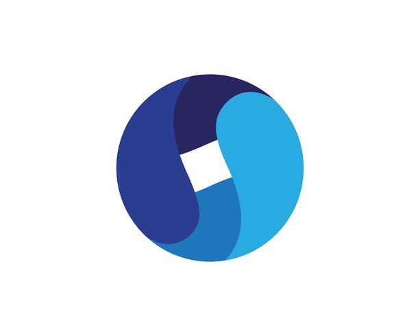 Tandvård logo och symboler mall ikoner app