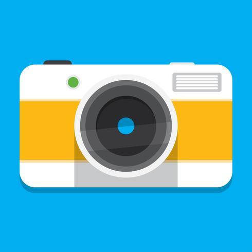 camera, vectorillustratie